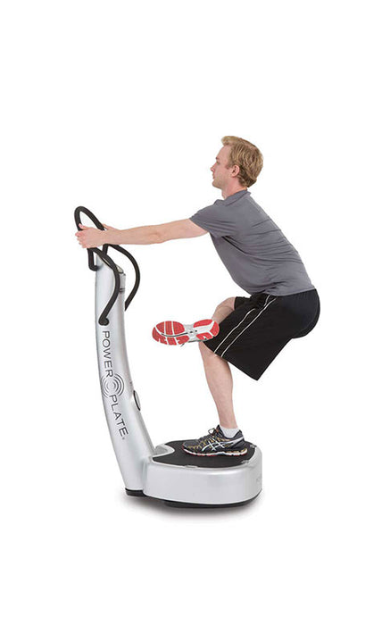 Power Plate My 5 Silver Whole Body Vibration 71-M5L-3100