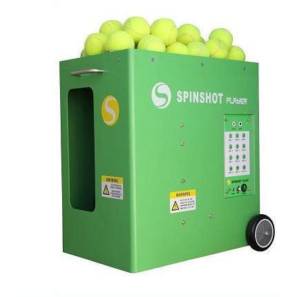 Spinshot Player Tennis Ball Machine