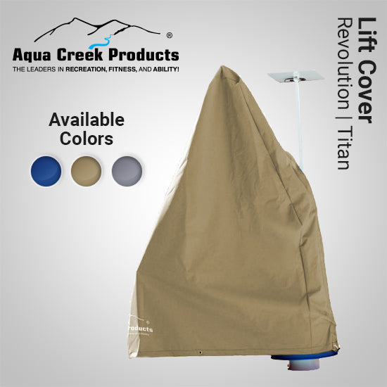 Aqua Creek Revolution Series Lift Covers