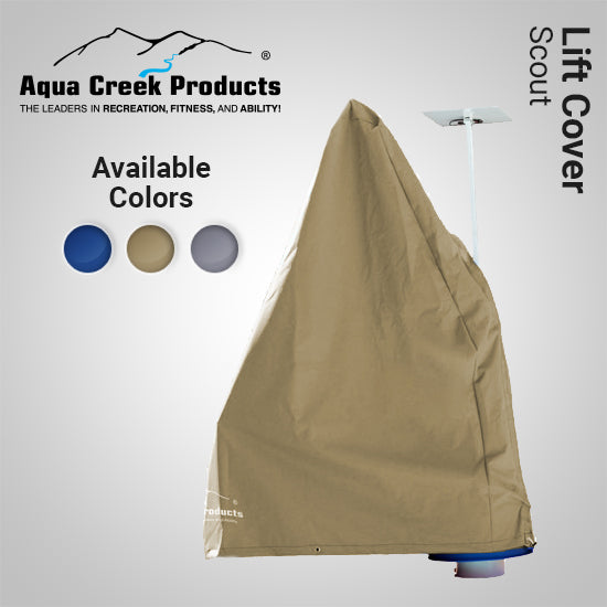 Aqua Creek Scout Lift Cover