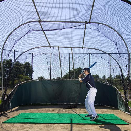 ProMounds 6' X 12' Unlined Batting Mat