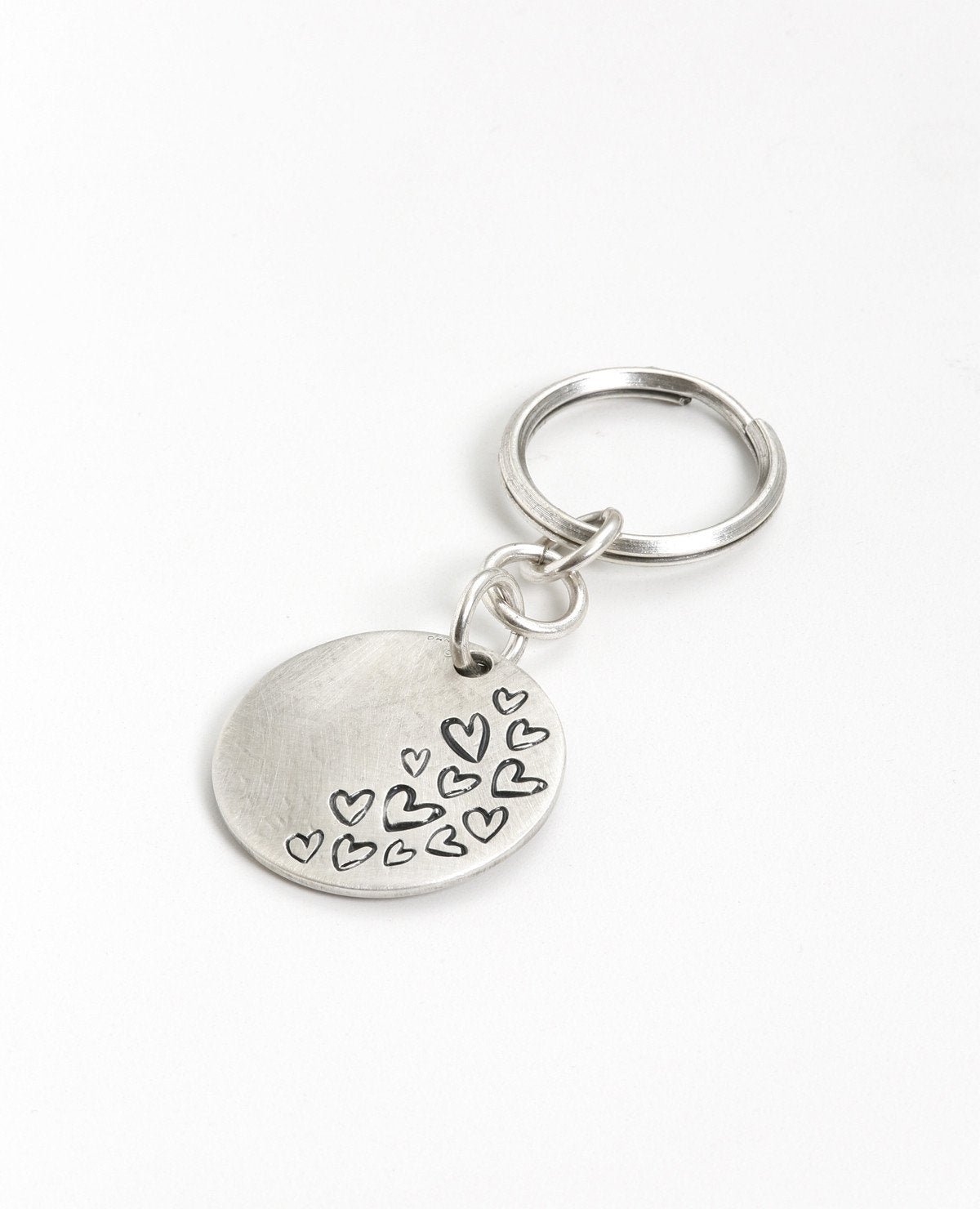 You are Always in My Heart Dad Keychain 106T