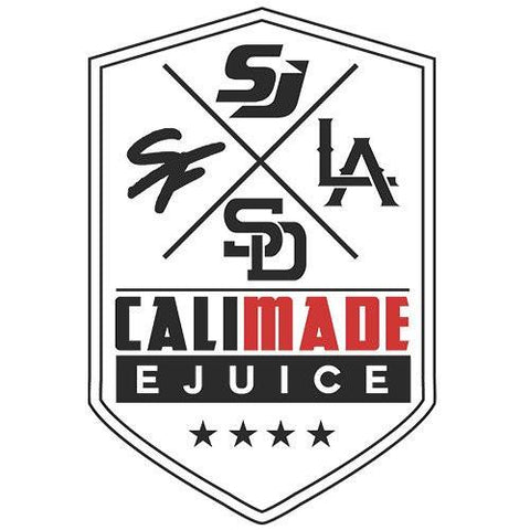 Cali Made eJuice By Shijin Vapor