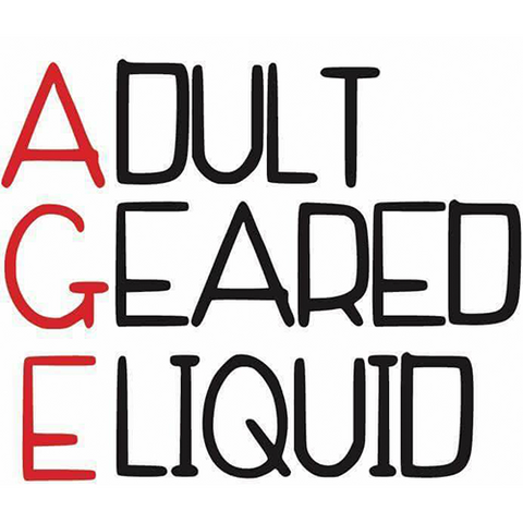 Adult Geared eLiquid (AGE)