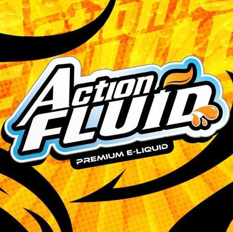Action Fluid Premium E-Liquid