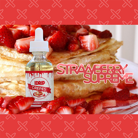iDrip Crepes eJuice