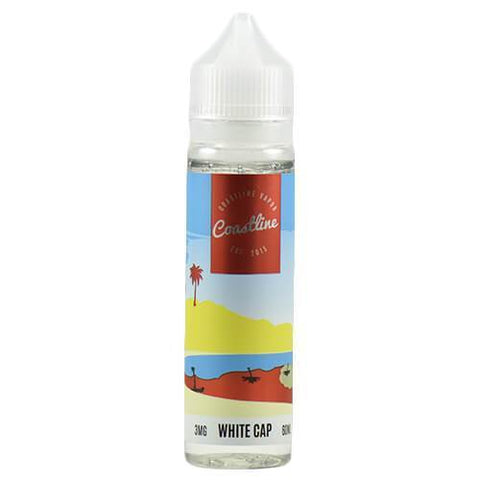 Coastline by Ripe Vapes - White Cap