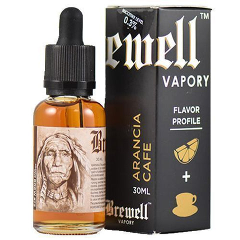 Brew #72 Arancia Caffe by Brewell Vapory