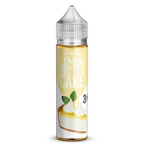 Decent Juice Co. - Lemon Butter Cake