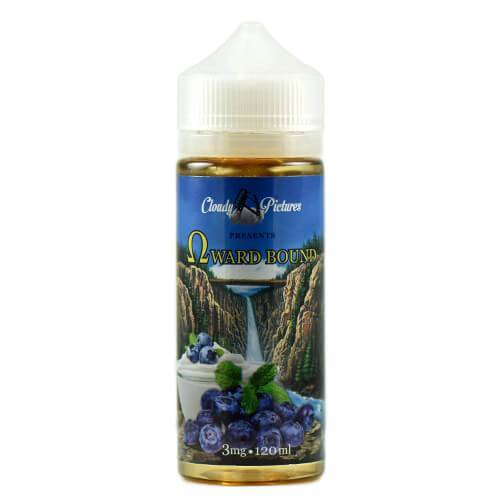 Cloudy Pictures E-Juice - Ohmward Bound
