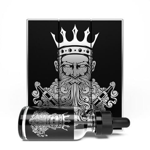 Cyrus Vapors: Original Collection - Silver