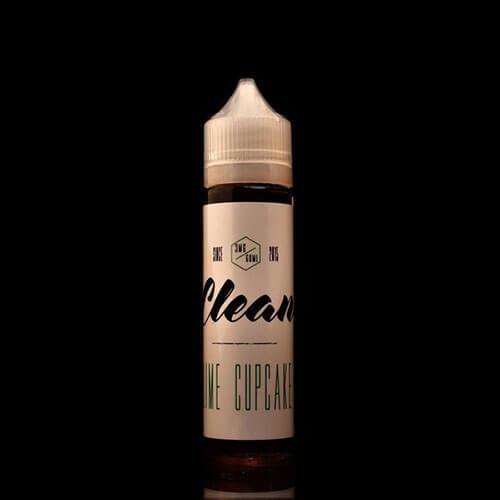 Clean eJuice - Lime Cupcake