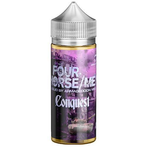 Four Horsemen eLiquid by Armageddon MFG - Conquest