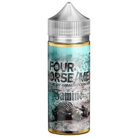 Four Horsemen eLiquid by Armageddon MFG - Famine