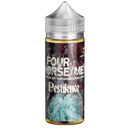 Four Horsemen eLiquid by Armageddon MFG - Pestilence