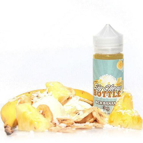 Big Cheap Bottle E-Liquid - BCB Banana