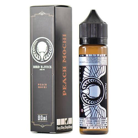 Bird E-Juice - Peach Mochi