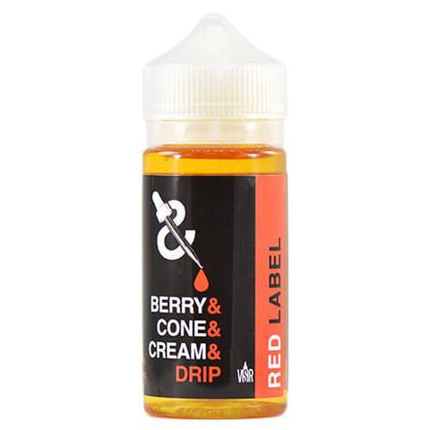 &Drip eLiquids - Red Label