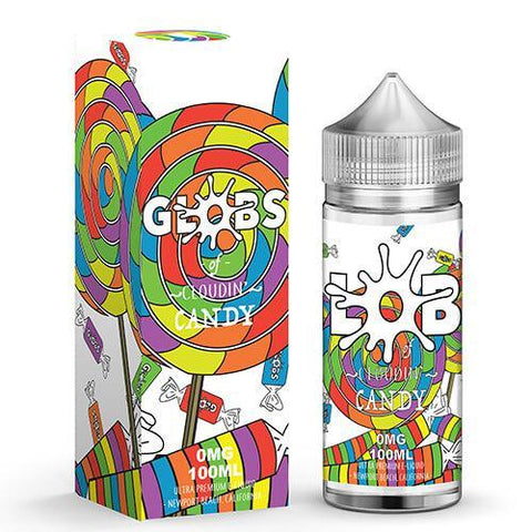 GLOBS eJuice - Candy