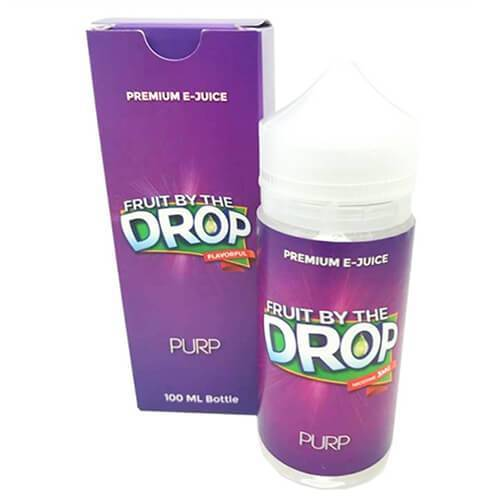 Fruit By The Drop Premium eJuice - Purp