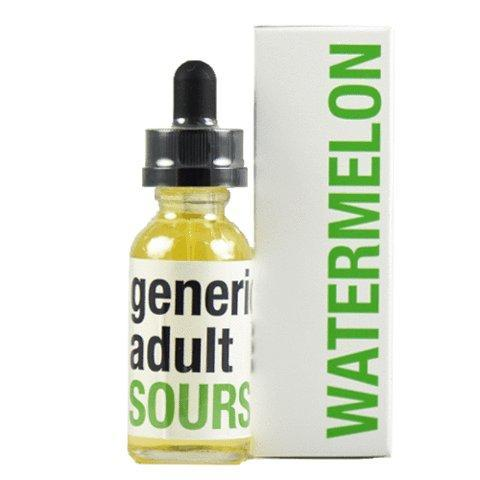 Generic Adult Sours E-Liquid