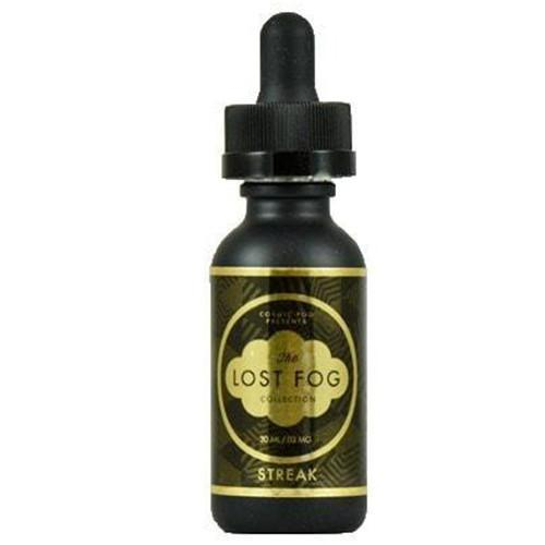 The Lost Fog Collection eJuice - Streak