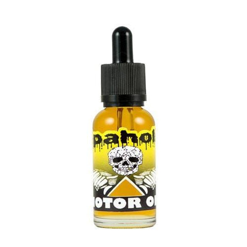 Dripaholics Select E-Liquid - Motor Oil