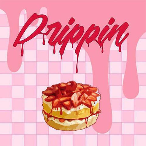 Drippin eLiquid - Strawberry Drippin
