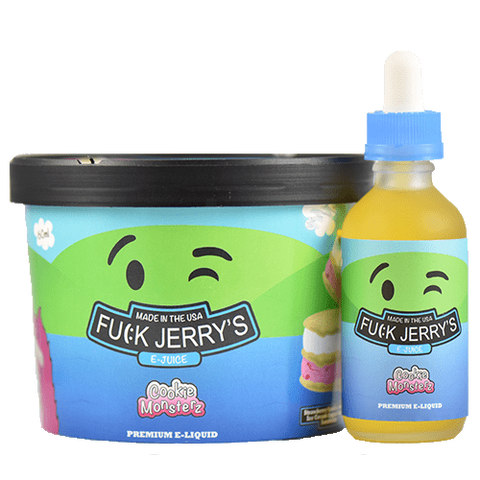 Fu(:k Jerry's E-Juice