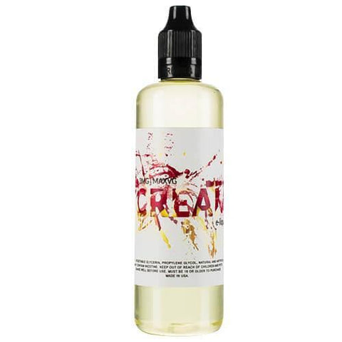 Dynamic Vapes E-Juice - Cream