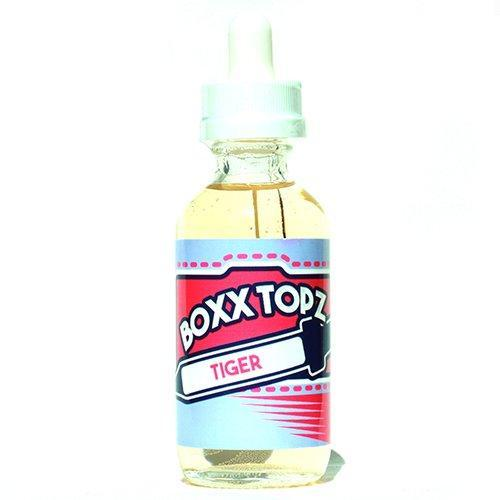 Boxx Topz eLiquid - Tiger