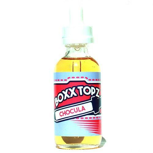 Boxx Topz eLiquid - Chocula