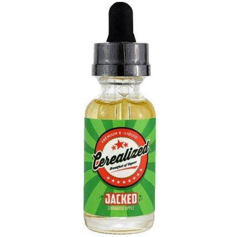 Cerealized Premium E-Liquid - Jacked