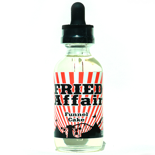 Fried Affair eJuice - Funnel Cake