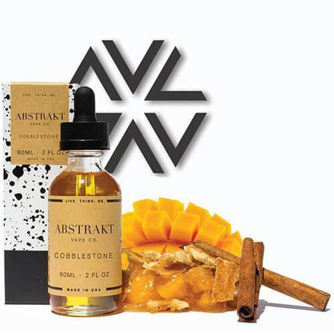 Abstrakt Vape Co - Cobblestone
