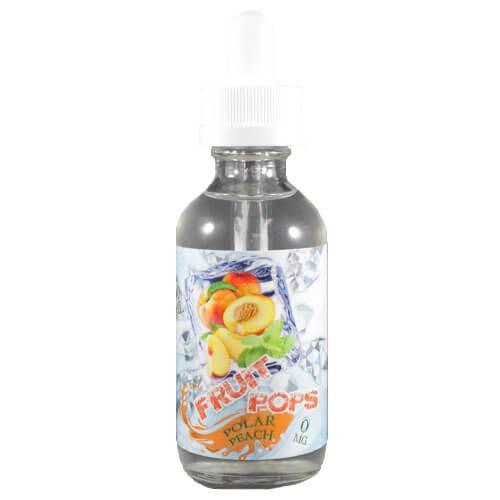 Fruit Pops Premium eJuice - Polar Peach