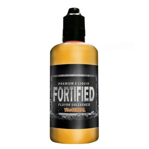 Fortified Premium E-Liquid - Y So Cereal
