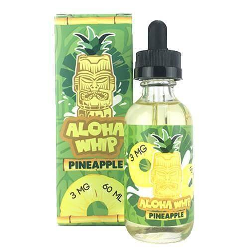 Aloha Whip By Ruthless Vapor - Pineapple