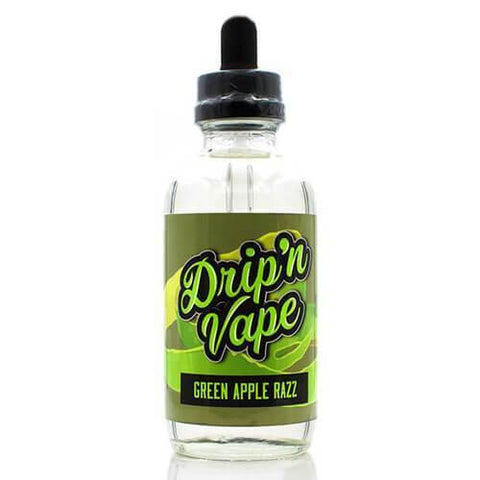 Drip N Vape - Green Apple Razz eLiquid