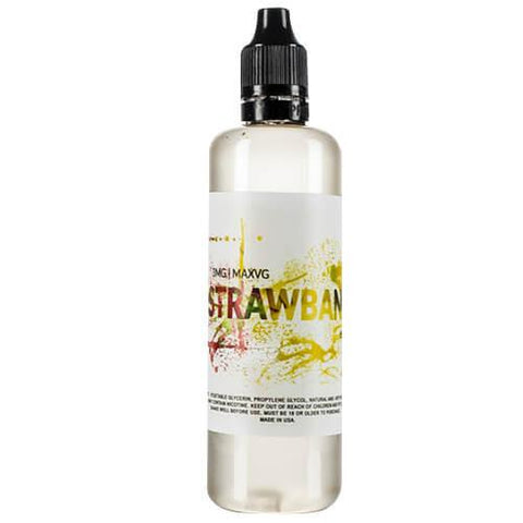 Dynamic Vapes E-Juice - Strawbango
