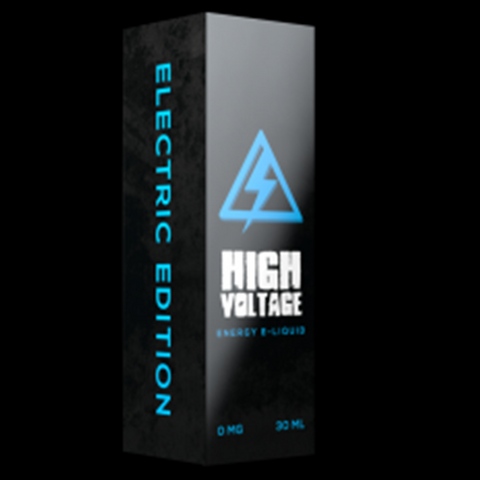 High Voltage - Electric Edition - Blue Energy