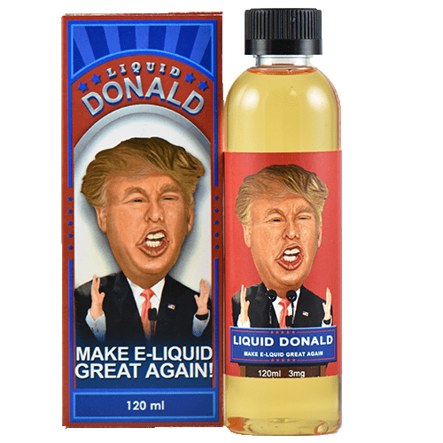 Election E-Liquid - Donald