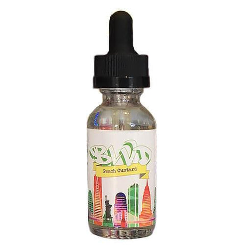 BLVD eJuice - Peach Custard
