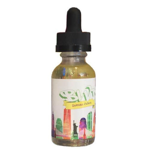BLVD eJuice - Havana Cuban Cigar