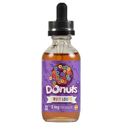 Donuts E-Juice - Fruit Loops