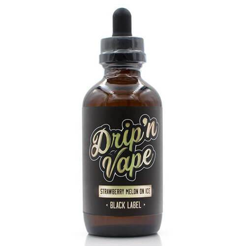 Drip N Vape - Strawberry Melon on Ice eLiquid