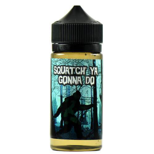 Elusive eJuice - Squatch' Ya Gonna Do