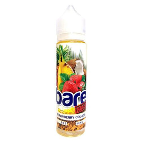 Bare Naked E-Juice - Strawberry Colada