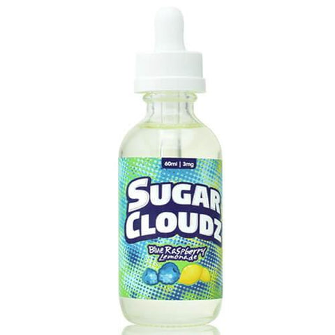 Sugar Cloudz eJuice - Blue Raspberry Lemonade