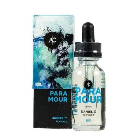 Artist Collection E-Liquids - Paramour